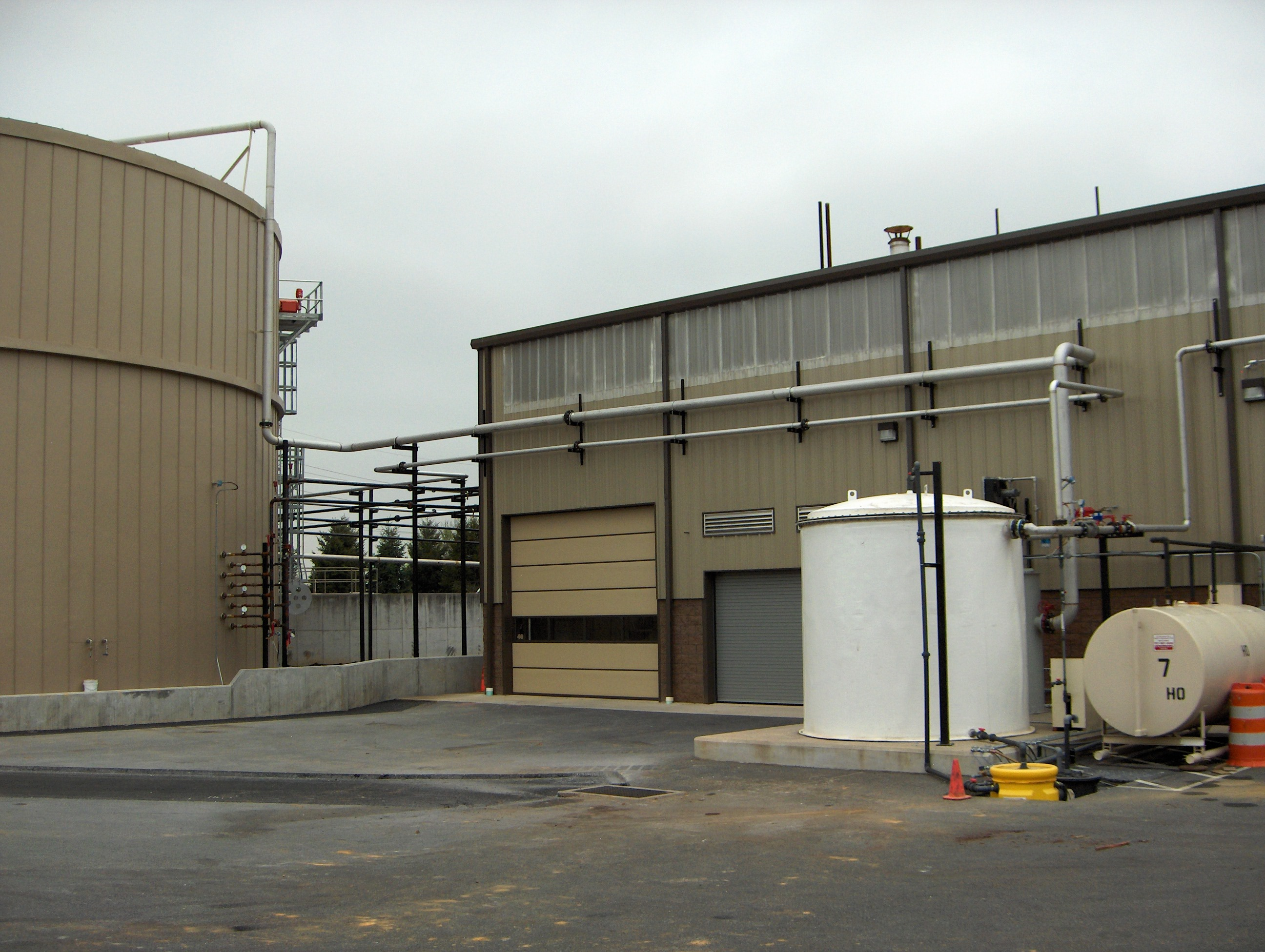 Energy from Organic Waste Digester, Pennsylvania