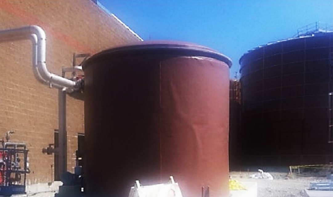 Food Waste-to-Energy Biodigester