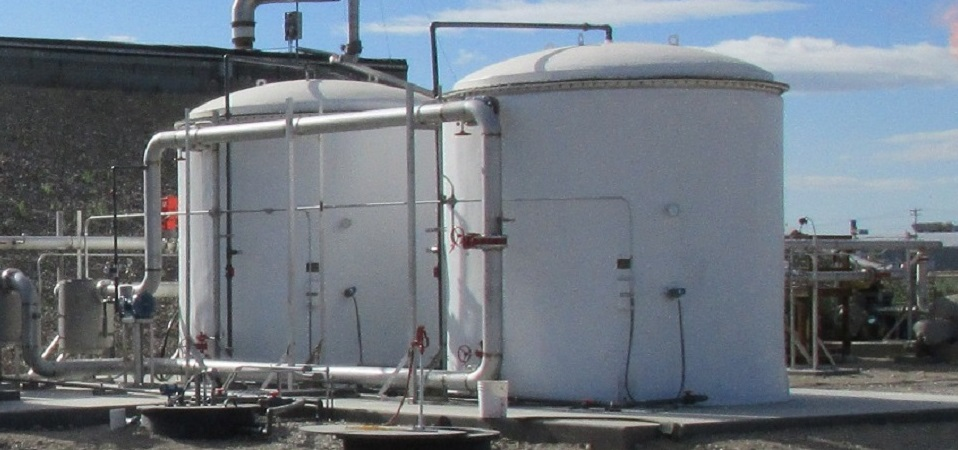 Biogas - Food Processing Anaerobic Digester (Idaho)