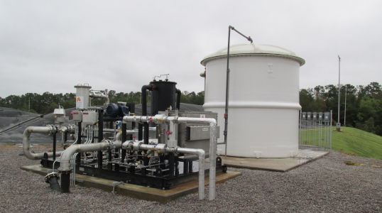 Biogas - Poultry Processing Waste-to-Energy (South Carolina)