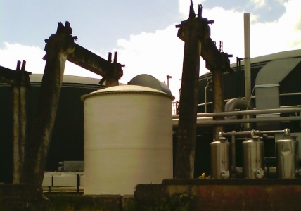 CHP Activated Carbon System Replacement, Oregon