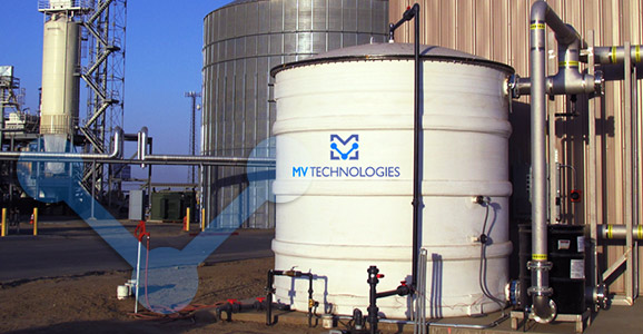 <center>Anaerobic Digester Biogas Treatment</center>