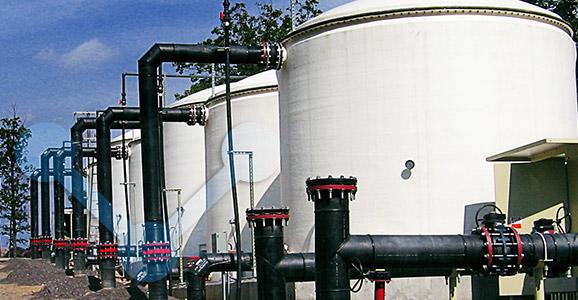 <center>Landfill Gas Treatment</center>